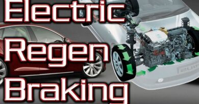Watch how does Regenerative Braking Work