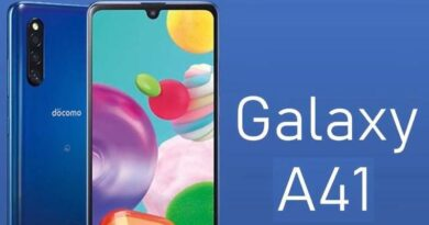 New Samsung Galaxy A41 with 25MP selfie camera