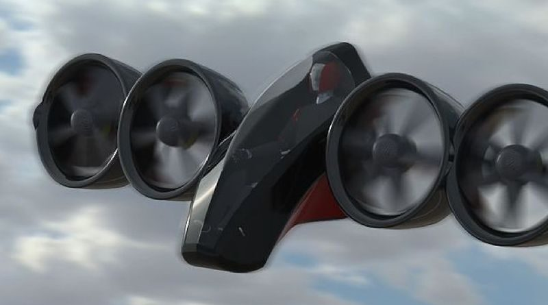 First personal flying car without pilot license