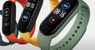 Xiaomi Mi Band 5 : Bigger and better