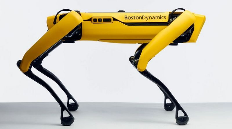 Boston Dynamics robotic dog available for sale