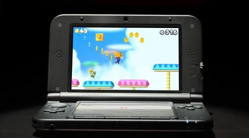 Nintendo stopped making 3DS game console system