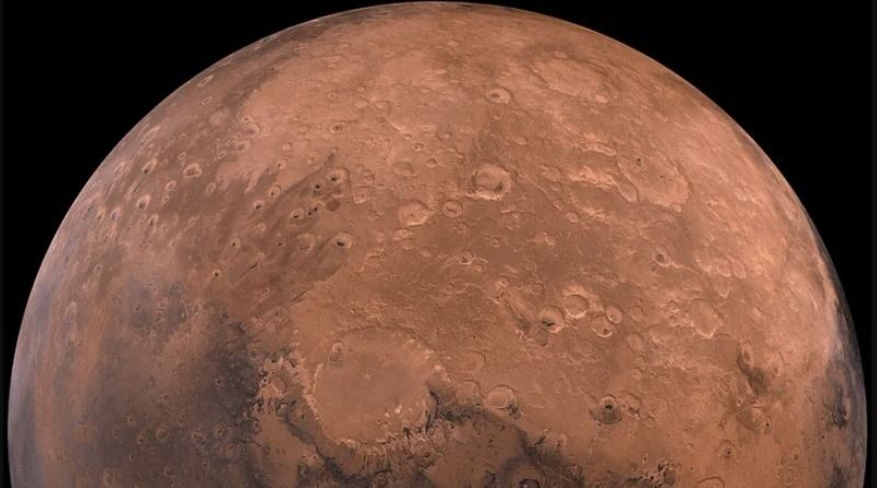 NASA puts an end to drilling on Mars for robotic InSight