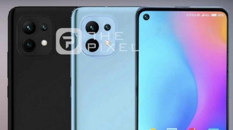 New Xiaomi Mi 11 Lite : More details leaked
