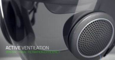 the smartest mask in the world according to Razer