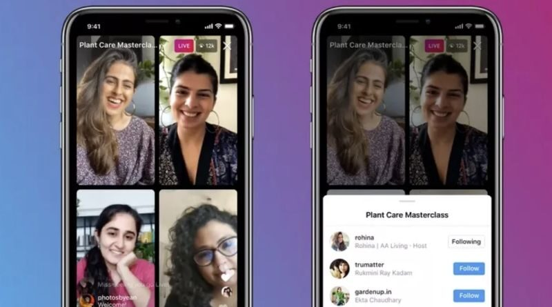 instagram-live-rooms-allows-live-video-up-to-4-people