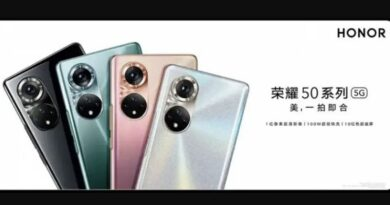 Honor 50 Lite: Leaked photo gives first look