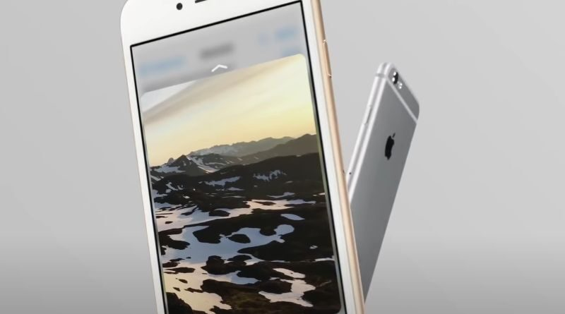 The six-year-old iPhone 6S will be upgraded to iOS 15