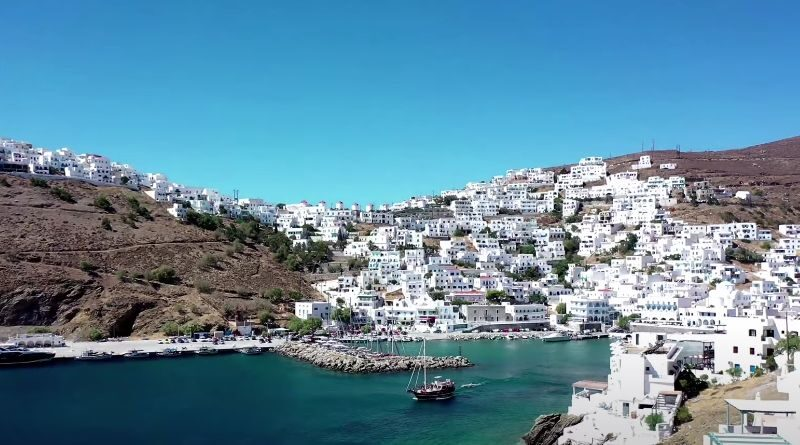This Greek island will become 100% green energy