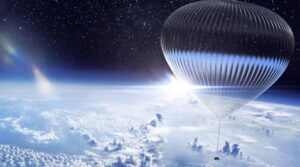 The future of space travel experience by World View